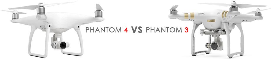 Phantom 4 ή Phantom 3 Pro; Ποιο να αγοράσω;
